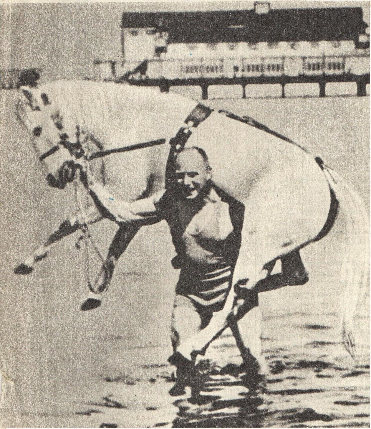 Александр Засс пронос лошади
