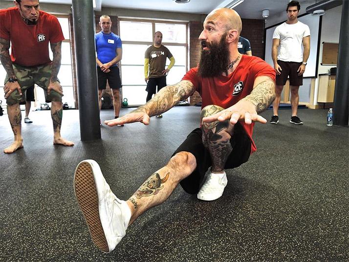 5 важнейших упражнений с собственным весом эл ковадло